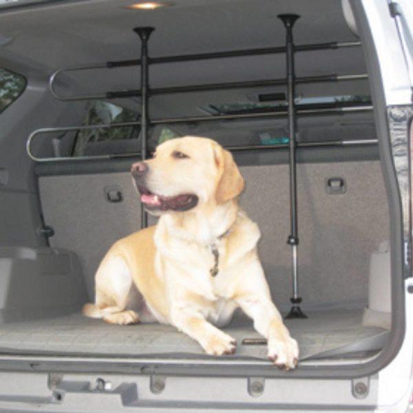 buy dog barrier for car