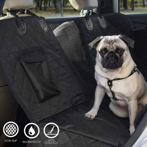 pet car seat protection cover
