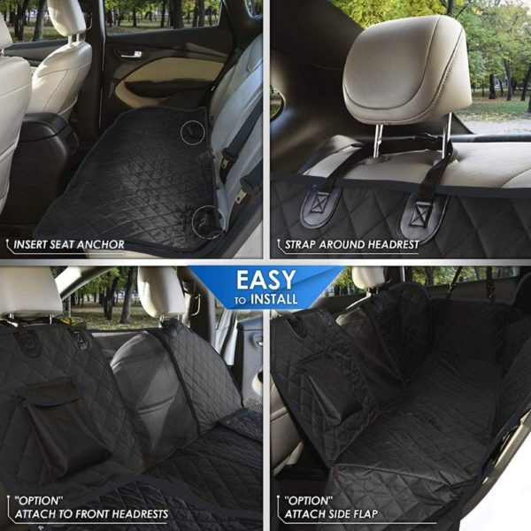 pet protector car seat cover