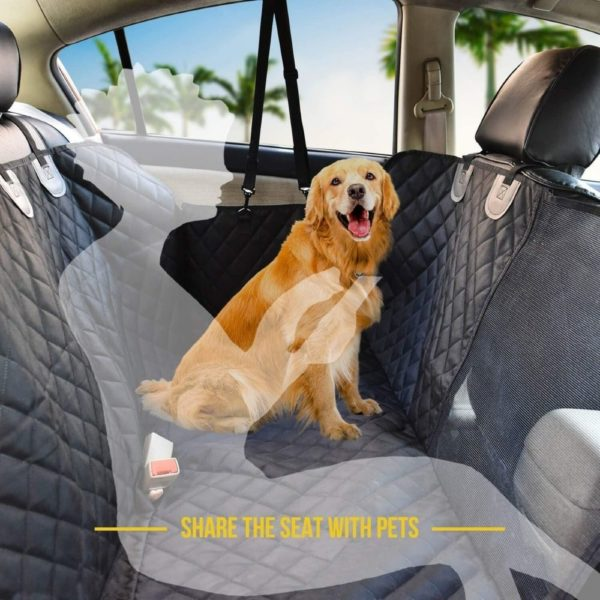 pet seat cover for car